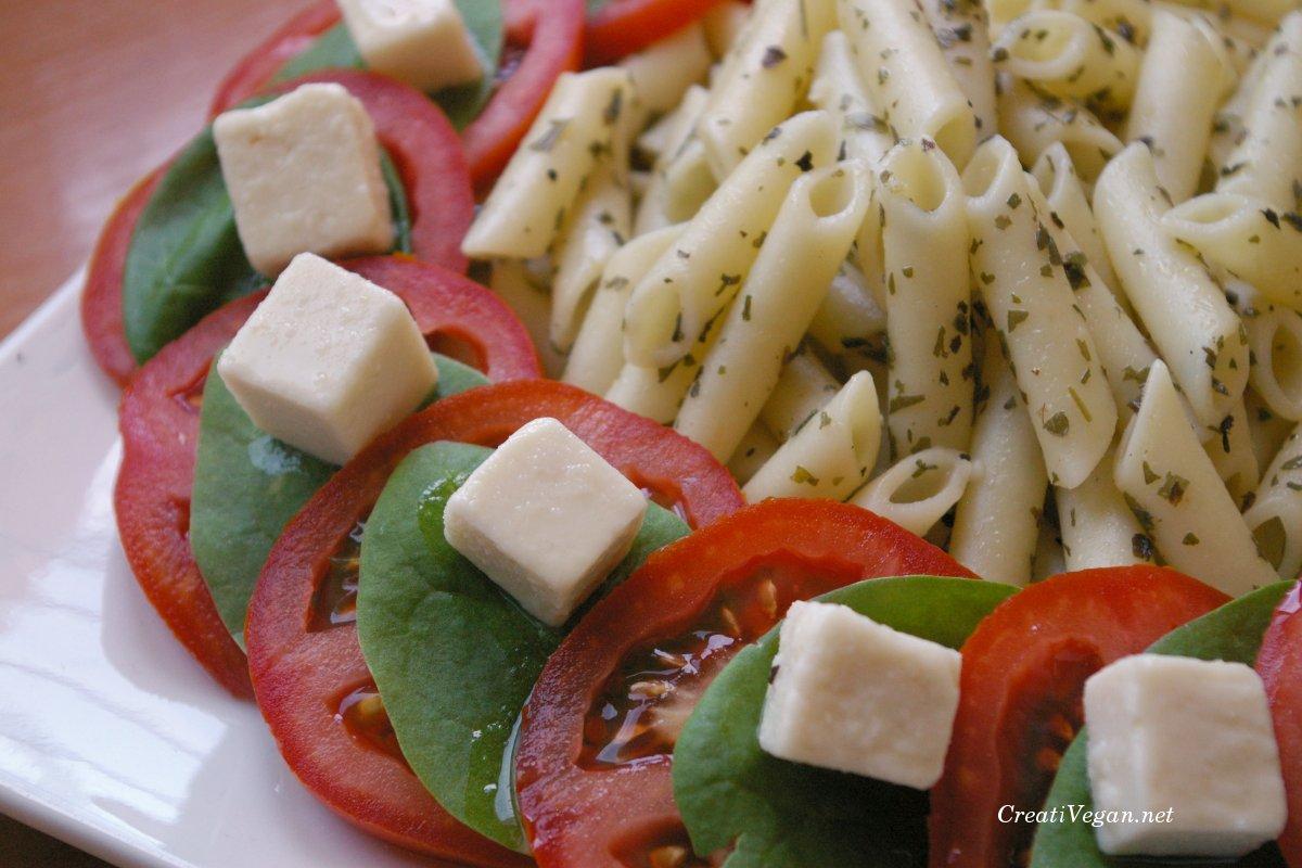 Ensalada fresca de macarrones - Ensalada fresca de pasta ...