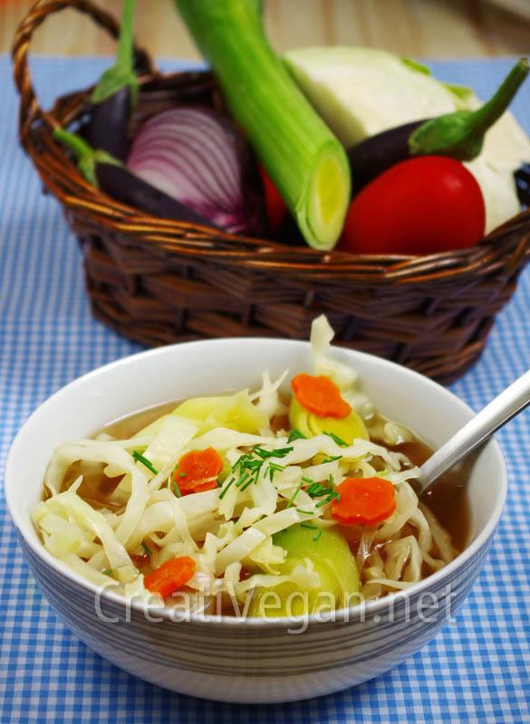 Sopa de miso en 10 minutos
