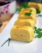 Tamagoyaki vegano