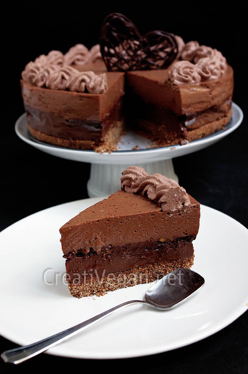 Chocolate Sin Cake Recipe