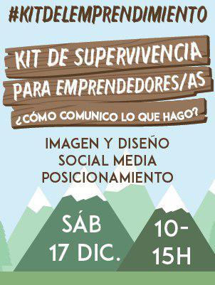Jornadas de Comunicación: #kitdelemprendedor